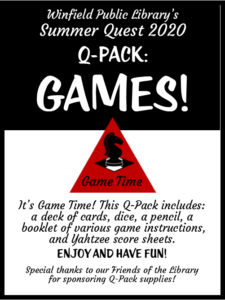 Q-Pack Games